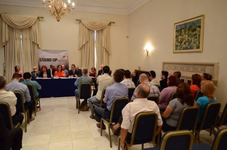 Press conference by Life Network Foundation Malta supported by a coalition of Pro-Life groups