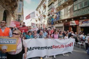 Standing up to abortion – Klaus Vella Bardon
