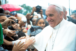 """Pope Francis Condemns Abortion on Human Rights Day: """"Unborn Denied the Right to Come Into the World"""""""